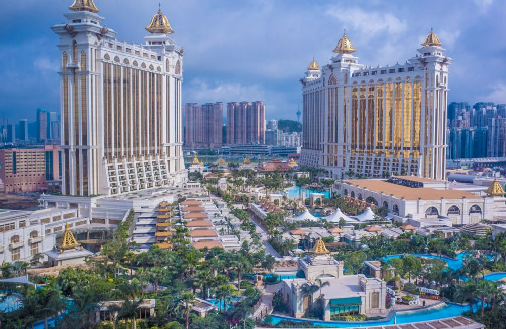 Leighton wins hand on Melco casino project on Macau