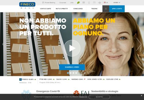 Vip Casino Directory for Fineco UK Bank Accounts Trading Solutions  Investments  FinecoBank analysis job 2018 casino directory vip