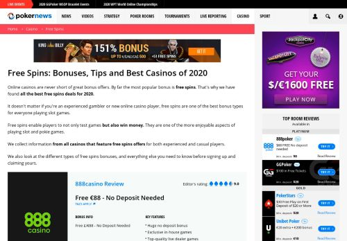 Vip Casino Directory for Free Spins Bonuses Tips and 2020 Bonus Codes  PokerNews analysis monte mona vip vip dealer