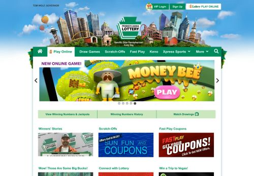 Vip Casino Directory for Pennsylvania Lottery - Results  Winning Lottery Numbers analysis casino hollywood v up casino
