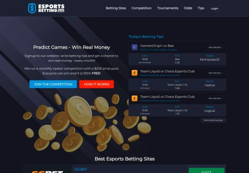 Vip Casino Directory for Esports Betting - Betting Tips Bookmaker Reviews Competitions and More About Esports analysis code casino casino casino casino