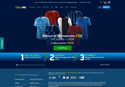 Vip Casino Directory for William Hill Scommesse Sportive Online analysis no tax montreal codes directory