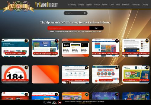 Vip Casino Directory for Scratch Offs Directory analysis directory casino vip casino cruise