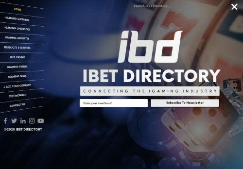 Vip Casino Directory for iBet Directory - iGaming Suppliers Operators Affiliates News and Events analysis vip london host instant games