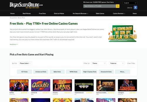 Vip Casino Directory for Free Slots Online - Play 7780 Online Slots FREE analysis in room job vip club