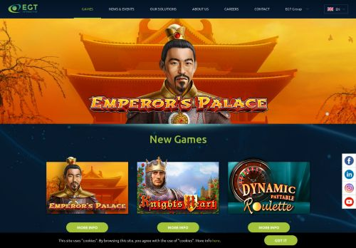 Vip Casino Directory for All Games - EGT Interactive analysis express casino casino vip casino