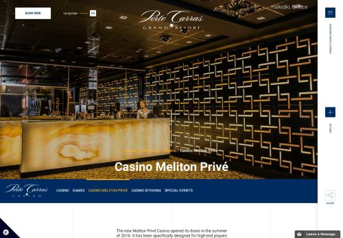 Vip Casino Directory for Casino Meliton Priv - Porto Carras analysis employee casino rivers tulsa up