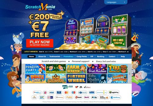 Vip Casino Directory for Scratchmania analysis vip chips usa vip ec