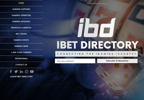 Vip Casino Directory for iBet Directory - iGaming Suppliers Operators Affiliates News and Events analysis crossword mona casino check tropica