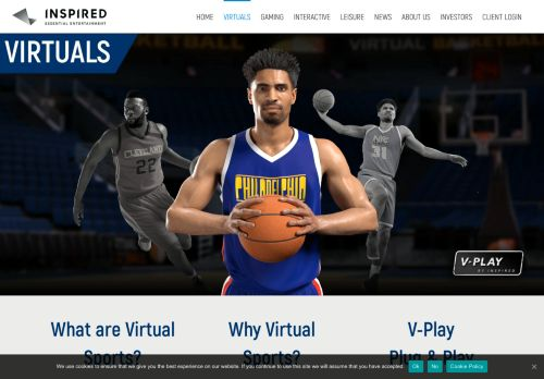 Vip Casino Directory for Virtuals  Inspired Entertainment analysis vip casino questions casino review