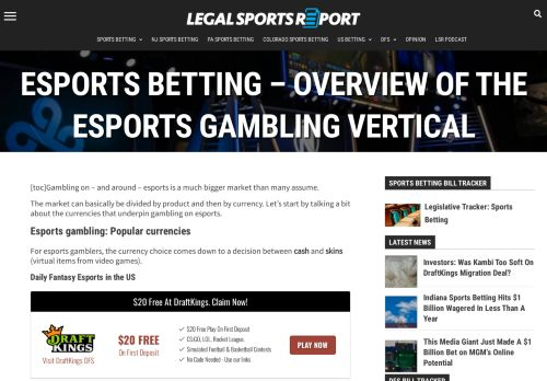 Vip Casino Directory for Esports Betting The Major Products And Markets For 2020 analysis casino ideas slots casino world