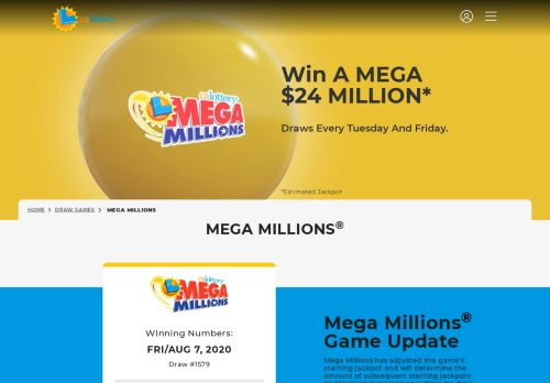 Vip Casino Directory for Mega Millions  California State Lottery analysis uk view barriere casino casino