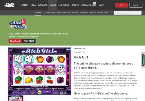 Vip Casino Directory for Rich Girl - Online Slots  PlayNow analysis lounge business vip member casino